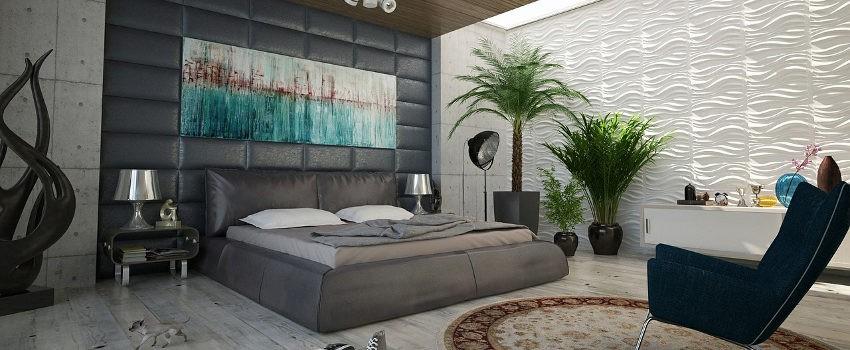 Ekskluzywna sypialnia